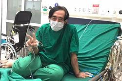 Giang Còi đính chính khi bị nghi nằm tại Bệnh viện Phổi Hà Nội