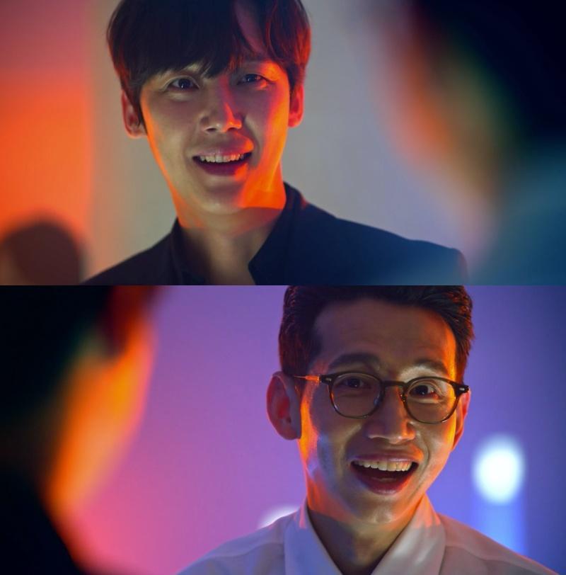 Cảnh bị cắt trong tập 7 Penthouse 3: Ha Yoon Cheol say sưa hôn gái lạ-6