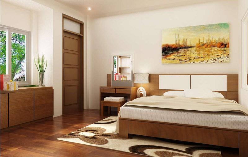 Phòng ngủ xuất hiện 3 thứ khiến vợ chồng lạnh nhạt, khắc khẩu-1