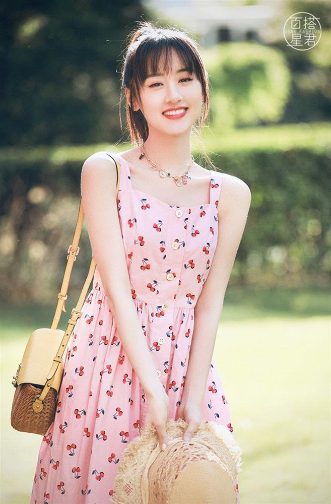 Thiều Bảo Trâm - Jennie BLACKPINK lăng xê mốt váy áo họa tiết hoa quả cute-6