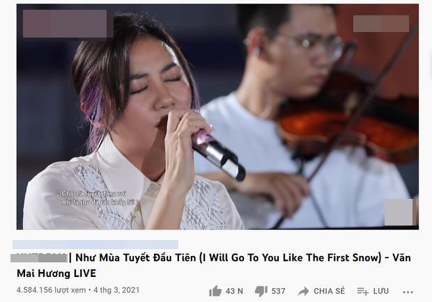 Nam Em cover khiến netizen u mê: Ăn đứt Văn Mai Hương-2