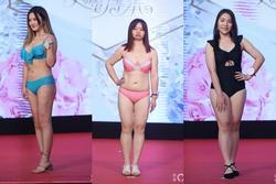 Choáng với thân hình 'bà đẻ' của dàn thí sinh Hoa hậu châu Á
