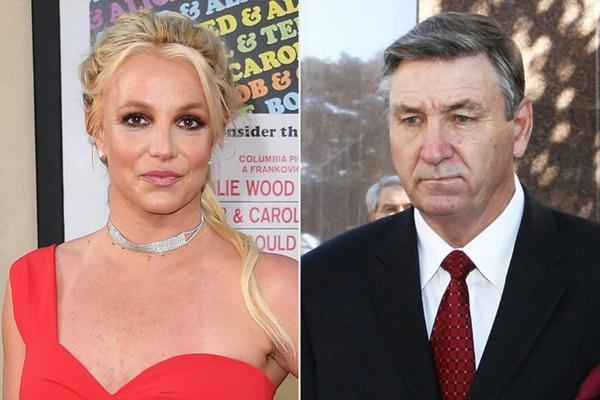 Britney Spears nhất quyết kiện cha-1