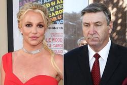 Britney Spears nhất quyết kiện cha