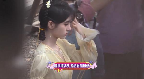 Cúc Tịnh Y bị đánh tới tấp, cuối cùng mỹ nữ cũng chịu hy sinh vì vai diễn!-2