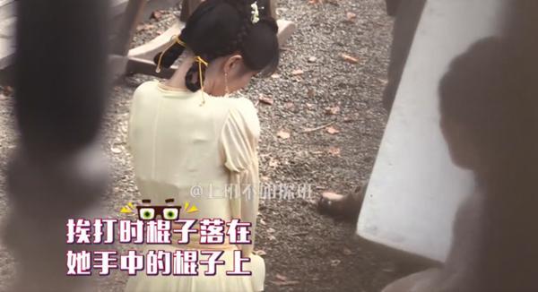 Cúc Tịnh Y bị đánh tới tấp, cuối cùng mỹ nữ cũng chịu hy sinh vì vai diễn!-10