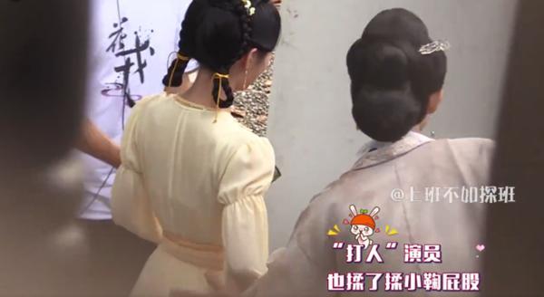 Cúc Tịnh Y bị đánh tới tấp, cuối cùng mỹ nữ cũng chịu hy sinh vì vai diễn!-8