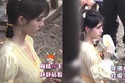 Cúc Tịnh Y bị đánh tới tấp, cuối cùng mỹ nữ cũng chịu hy sinh vì vai diễn!