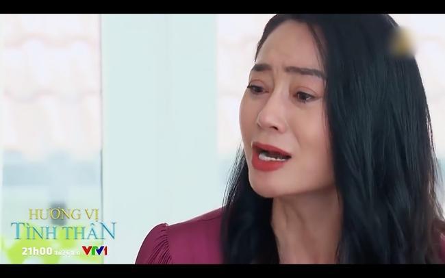 Hương Vị Tình Thân tập 71: Người xem hả hê khi bà Xuân ăn tát-2