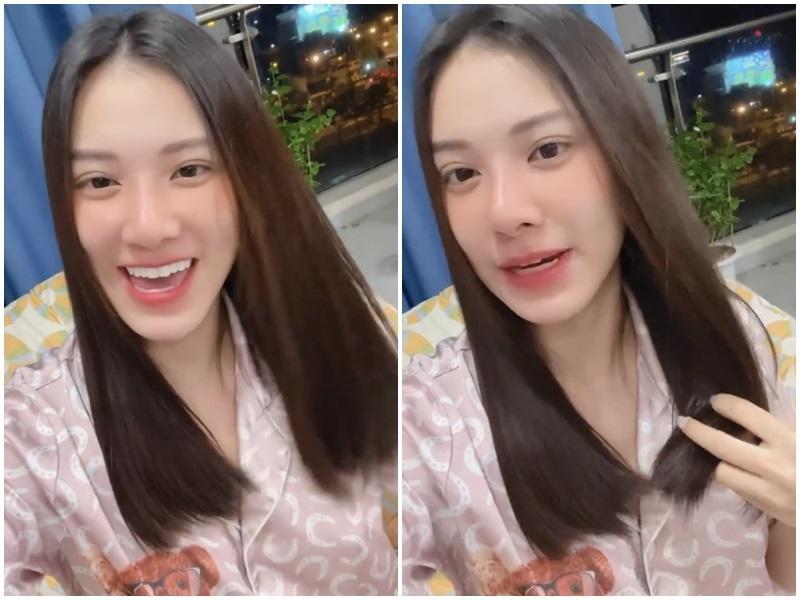 Kim Duyên tiết lộ bí quyết giữ tóc siêu mượt, sẵn sàng bung lụa Miss Universe-3