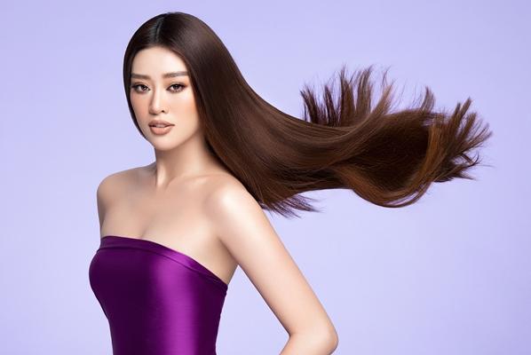 Kim Duyên tiết lộ bí quyết giữ tóc siêu mượt, sẵn sàng bung lụa Miss Universe-1