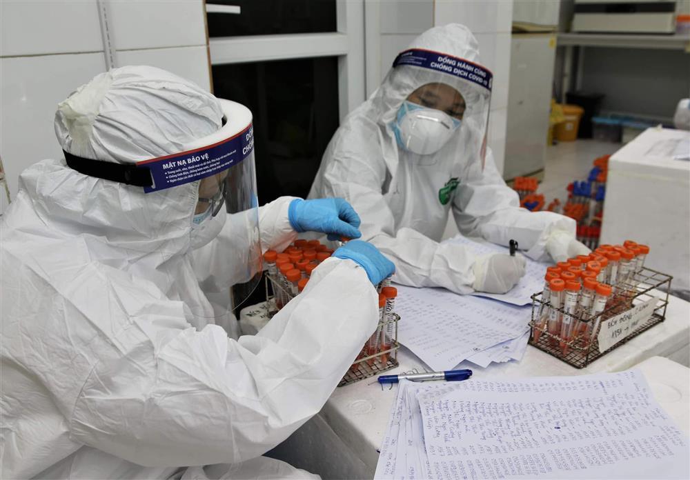 Hà Nội thêm 36 ca Covid-19, gia đình 5 người cùng nhiễm SARS-CoV-2-2