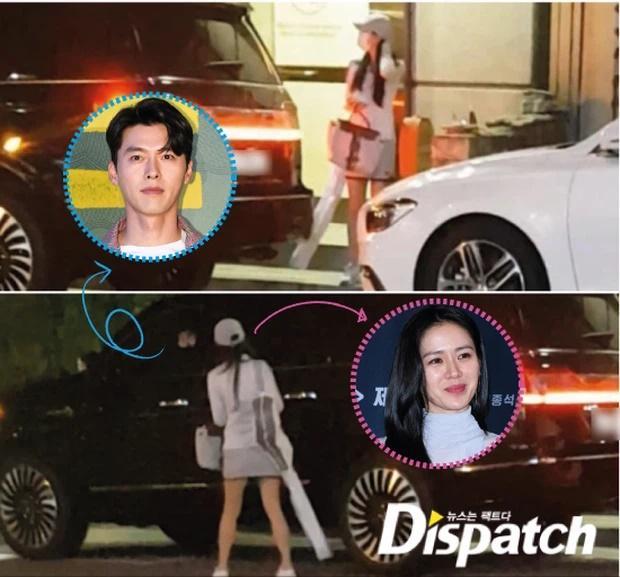 Thời trang golf hack tuổi, ton-sur-ton của Hyun Bin - Son Ye Jin-2