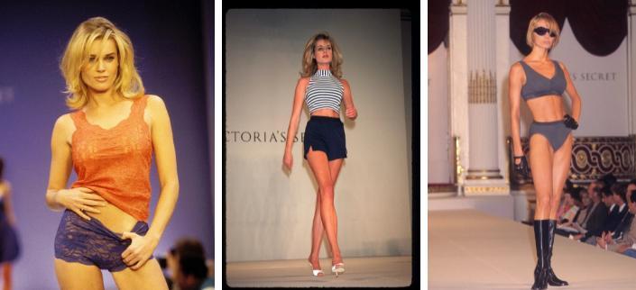 Show Victorias Secret thời đầu: Áo quần từ thập niên 90, dàn mẫu tuyển chọn khắt khe-8