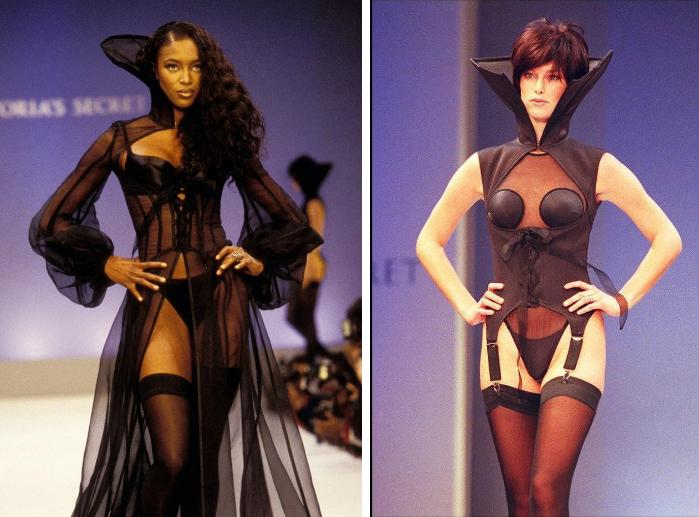 Show Victorias Secret thời đầu: Áo quần từ thập niên 90, dàn mẫu tuyển chọn khắt khe-9