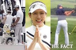Thời trang golf hack tuổi, ton-sur-ton của Hyun Bin - Son Ye Jin