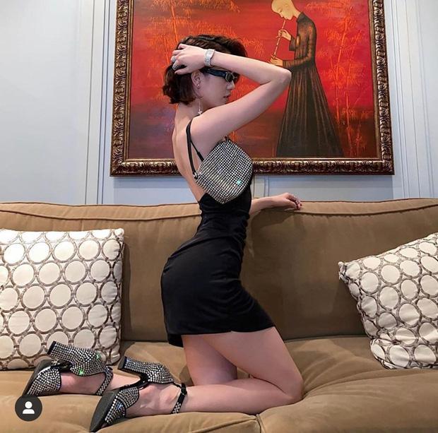 Hot girl trà sữa gây choáng vòng eo 46cm, soán ngôi loạt mỹ nhân Việt-6