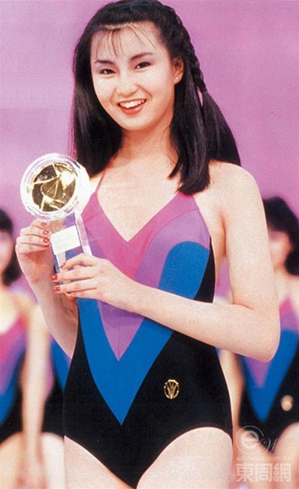 3 đại mỹ nhân TVB thi hoa hậu quốc tế: Xa Thi Mạn bị vượt mặt-1