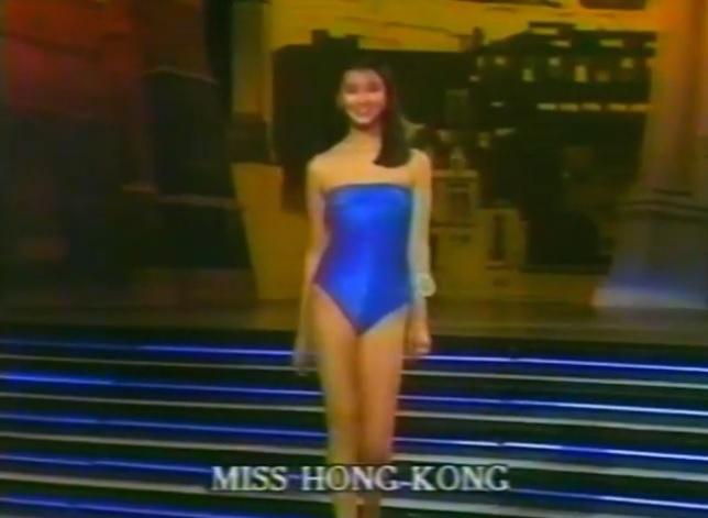3 đại mỹ nhân TVB thi hoa hậu quốc tế: Xa Thi Mạn bị vượt mặt-2