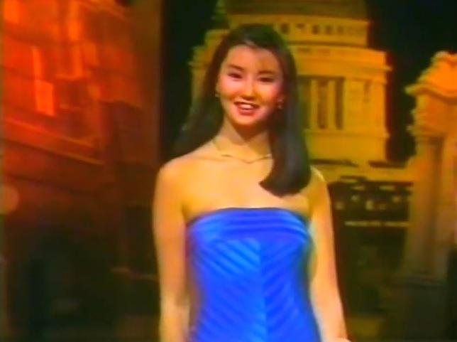 3 đại mỹ nhân TVB thi hoa hậu quốc tế: Xa Thi Mạn bị vượt mặt-3