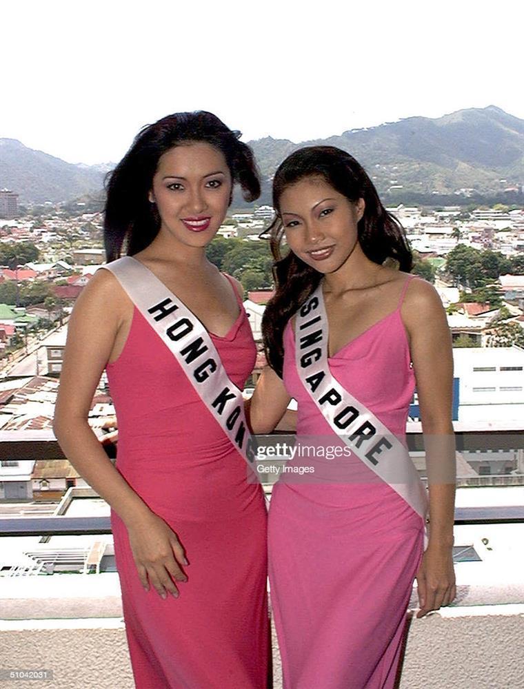 3 đại mỹ nhân TVB thi hoa hậu quốc tế: Xa Thi Mạn bị vượt mặt-9