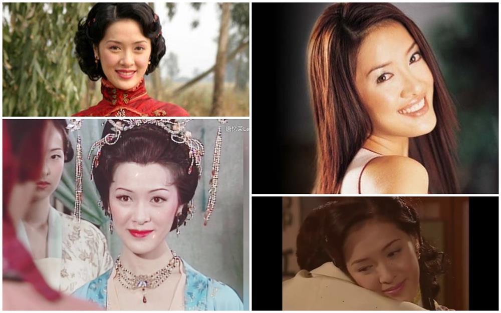 3 đại mỹ nhân TVB thi hoa hậu quốc tế: Xa Thi Mạn bị vượt mặt-10