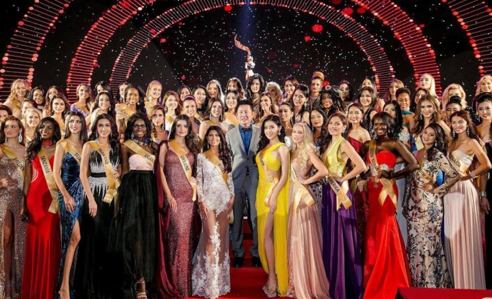 Việt Nam từng đăng cai 3/6 cuộc thi sắc đẹp lớn nhất thế giới-3