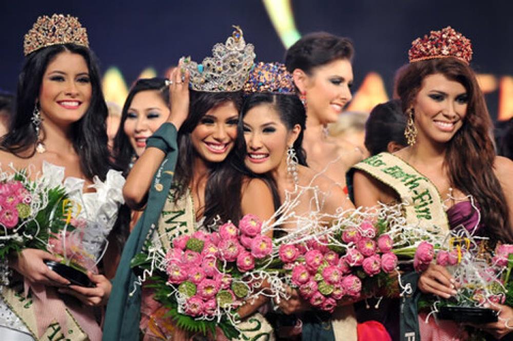 Việt Nam từng đăng cai 3/6 cuộc thi sắc đẹp lớn nhất thế giới-2
