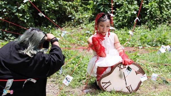 Ca sĩ Việt có cha mẹ nổi tiếng-1