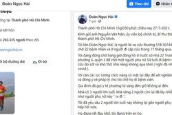 Quận 3 nói gì về ca tử vong ông Đoàn Ngọc Hải nhắc trên Facebook?