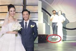 Bí mật ngày cưới bây giờ Cường Đô La mới chịu kể