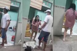 Chủ trọ vứt quần áo, đuổi khách thuê: Người quay clip nói gì?