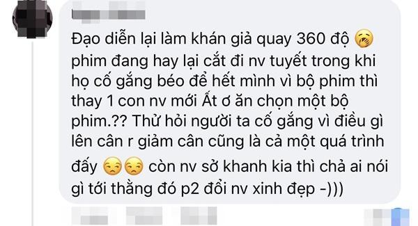 Người thay thế vai diễn của Tuyết Bít Hương Vị Tình Thân là ai?-7