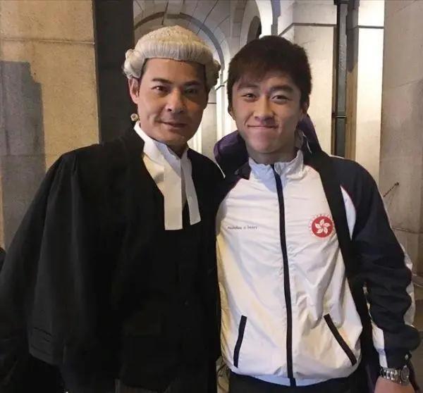Sao nhí TVB đình đám một thời tham gia Olympic-6
