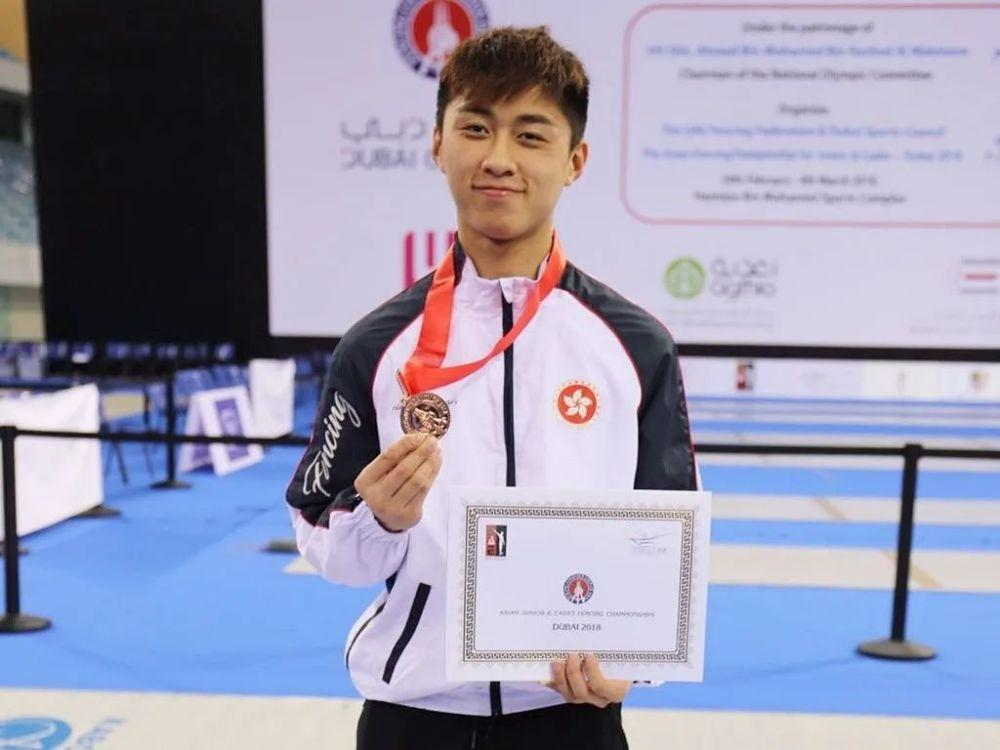 Sao nhí TVB đình đám một thời tham gia Olympic-1