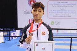 Sao nhí TVB đình đám một thời tham gia Olympic