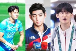 Thời trang và vẻ ngoài 'nam thần' của đoàn Olympic Hàn Quốc