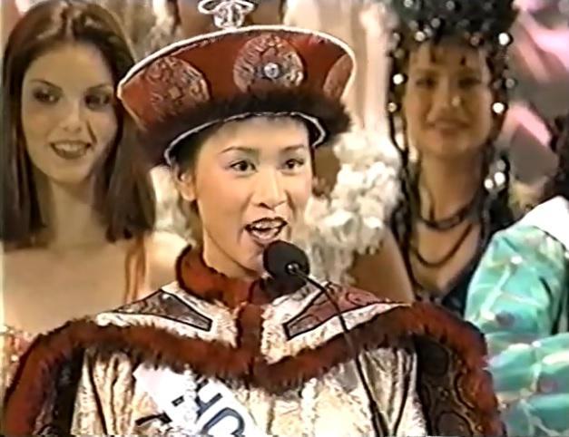 3 đại mỹ nhân TVB thi hoa hậu quốc tế: Xa Thi Mạn bị vượt mặt-13