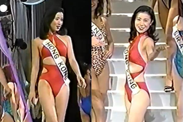 3 đại mỹ nhân TVB thi hoa hậu quốc tế: Xa Thi Mạn bị vượt mặt-14