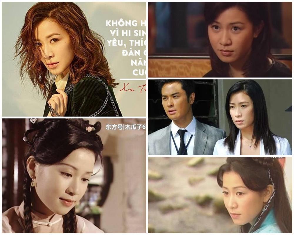 3 đại mỹ nhân TVB thi hoa hậu quốc tế: Xa Thi Mạn bị vượt mặt-16