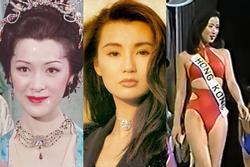 3 đại mỹ nhân TVB thi hoa hậu quốc tế: Xa Thi Mạn bị vượt mặt