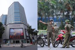 NÓNG: Hà Nội phong tỏa Vincom Bà Triệu, bảo vệ nghi nhiễm Covid-19