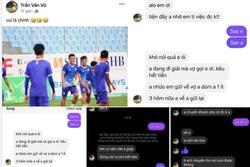 Sốc: Cầu thủ Việt Nam bị dọa giết vợ con, thủ phạm cũng là 'nạn nhân'