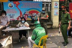 Hà Nội xử phạt 4,6 tỷ đồng sau 5 ngày giãn cách chống dịch
