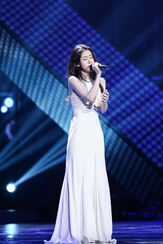 Dàn ca sĩ có giọng hát nội lực nhất Cbiz-5