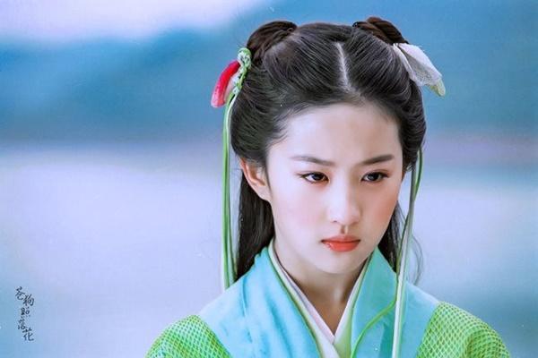 Lưu Diệc Phi bị sao nhí 14 tuổi thay thế trong Tiên Kiếm Kỳ Hiệp-1
