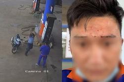 Clip: Nguyên Phó Chủ tịch huyện ném sầu riêng vào mặt nhân viên cây xăng