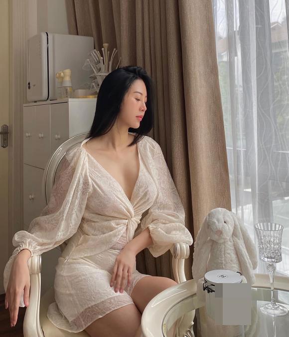 Hot girl Người Ấy Là Ai khoeđược cưng chiều khi làm dâu nhà giàu-2