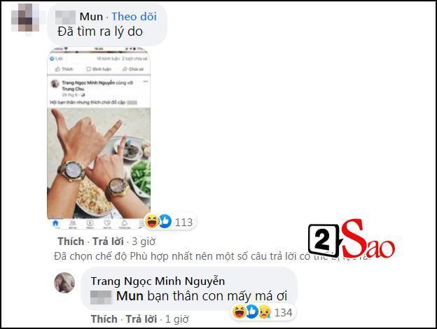 Vợ cũ Minh Râu ngày báo ly hôn, đêm cười sặc sụa-3