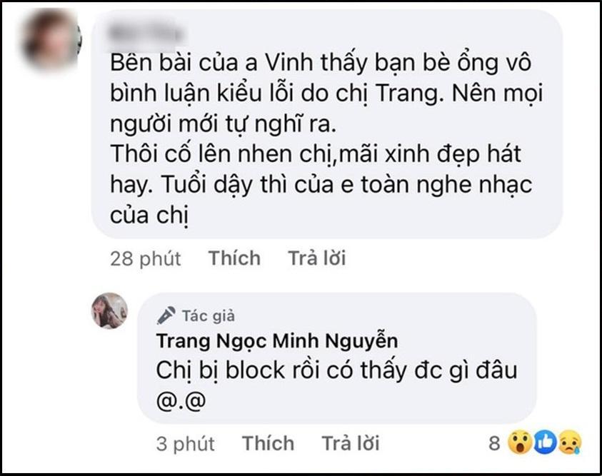 Lương Minh Trang bị Vinh Râu block, châm ngòi drama ly hôn?-3